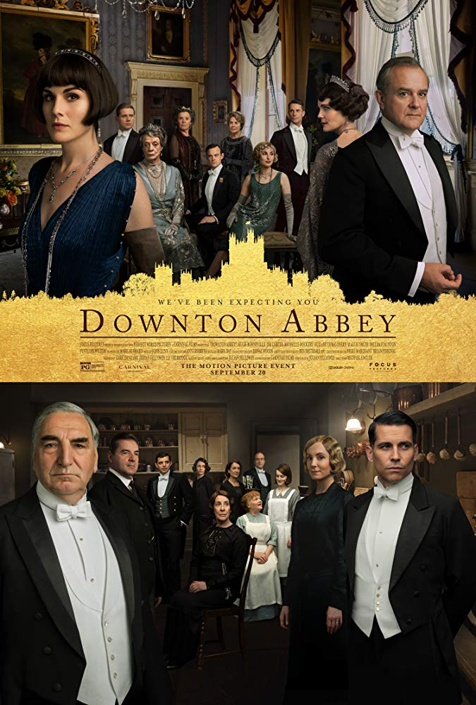 Downton Abbey 2019 720p WEB-DL H264 AC3-EVO