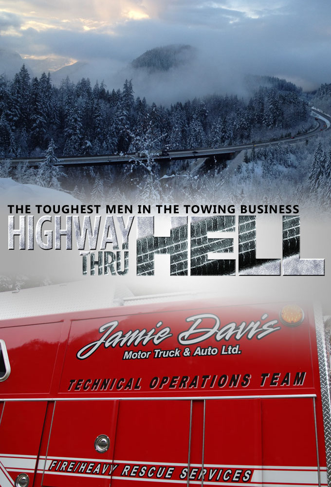 Highway Thru Hell S08E08 Road To Recovery 720p WEB-DL AAC2 0 H 264-NTb