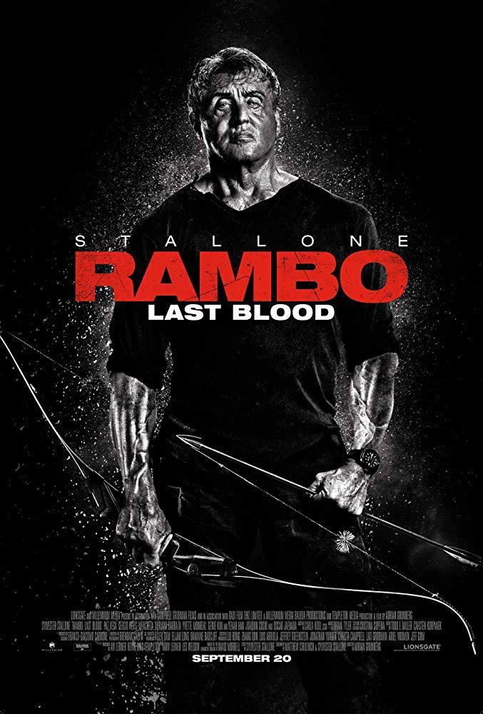 Rambo Last Blood 2019 720p BluRay x264 AC3 5 1-RPG