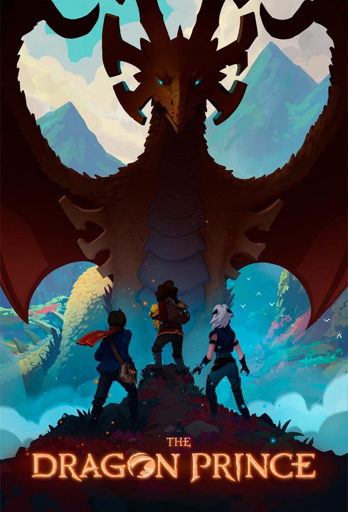 Dragon Prince S03 Complete WebRIP 1080p AC3 5 1-iNeoTom