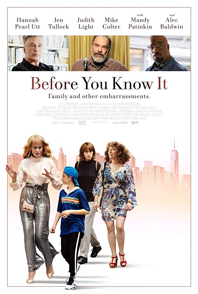 Before You Know It 2019 HDRip AC3 x264-CMRG[TGx]