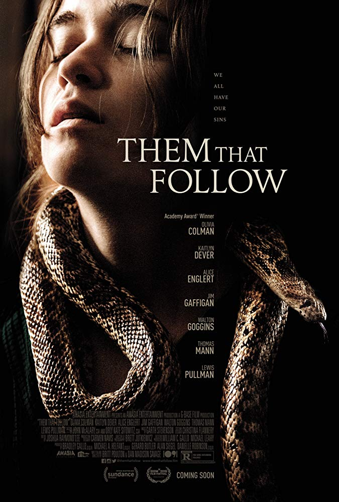 Them That Follow 2019 [BluRay] [720p] YIFY