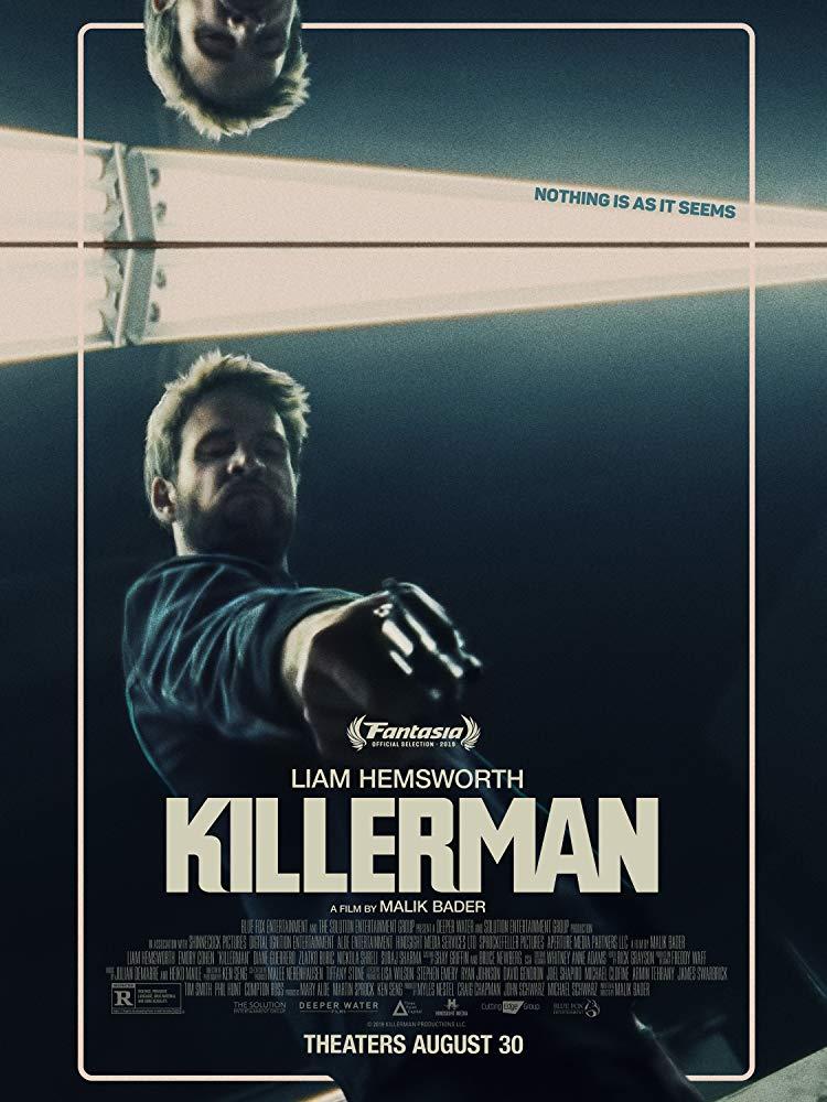 Killerman 2019 BRRip XviD AC3-EVO[TGx]