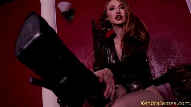 Free Download KendraJames 19 07 31 Beg To Kiss My Boots XXX XviD-iPT Team
