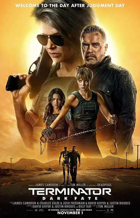 Terminator Dark Fate 2019 HC HDTC XviD B4ND1T69