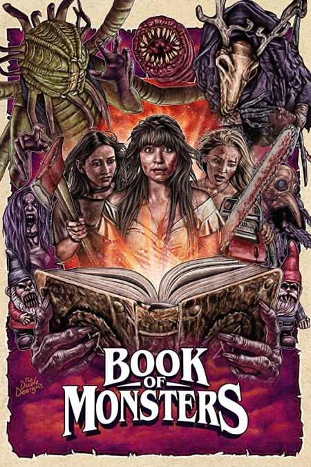 Book of Monsters 2018 720p BluRay x264-GETiT