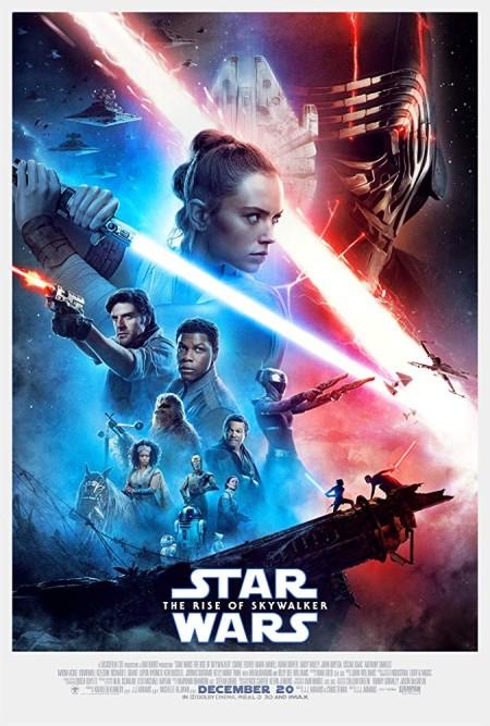 Star Wars The Rise of Skywalker (2019) NEW HC HDCAM x264-ETRG