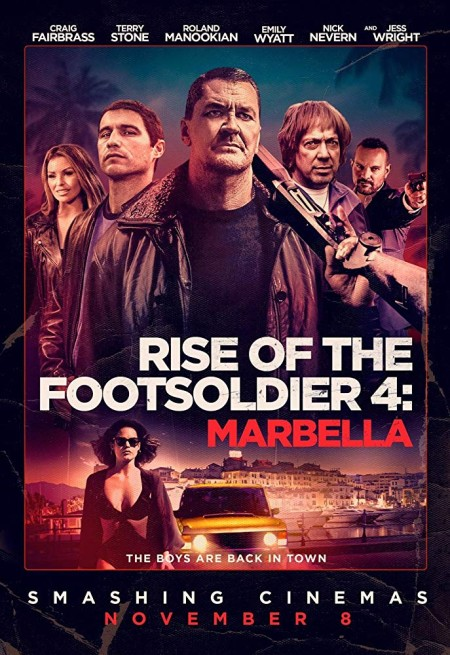 Rise of the Footsoldier Marbella (2019) 720p BluRay x264-CADAVER