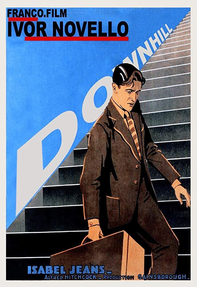 Downhill 1927 Tinted Version BDRip x264-BiPOLAR