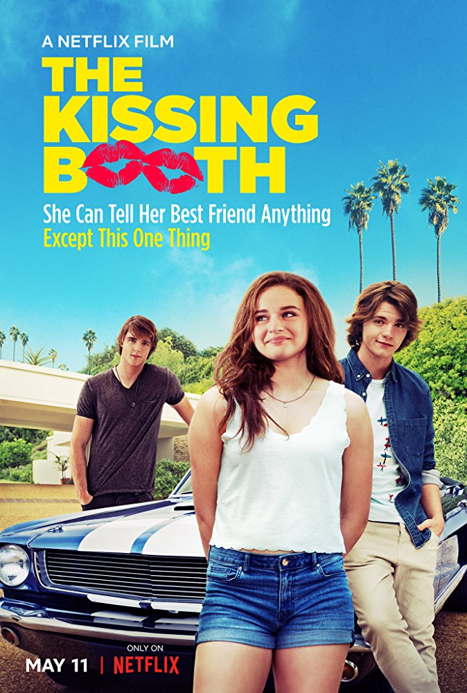 The Kissing Booth 2018 WEBRip XviD MP3-XVID