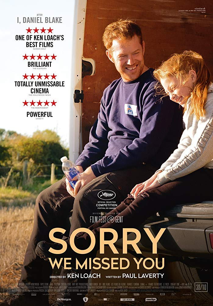 Sorry We Missed You 2019 [WEBRip] [720p] YIFY