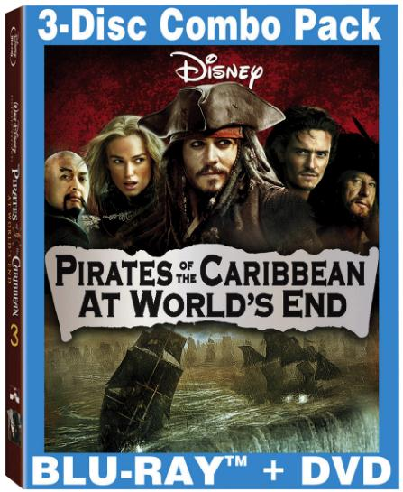 Pirates of the Caribbean At Worlds End (2007) 1080p BrRip x264 Deceit YIFY