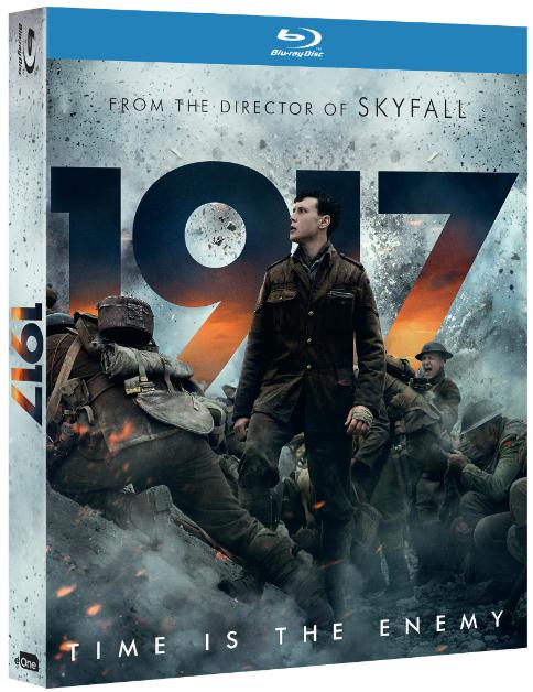 1917 (2019) 1080p BluRay 5.1 - 2.0 x264-Phun.Psyz