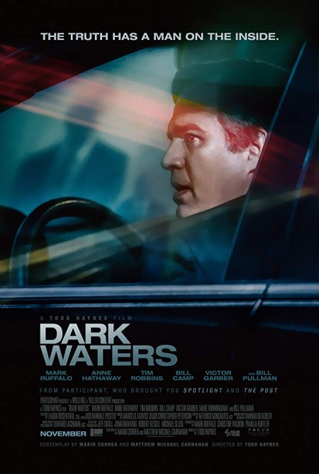 Dark Waters (2019) HDRip Scr XviD B4ND1T69