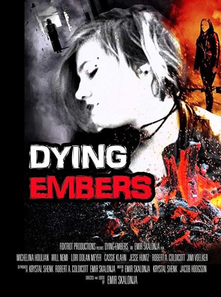 Dying Embers (2018) 720p AMZN WEBRip 800MB x264-GalaxyRG