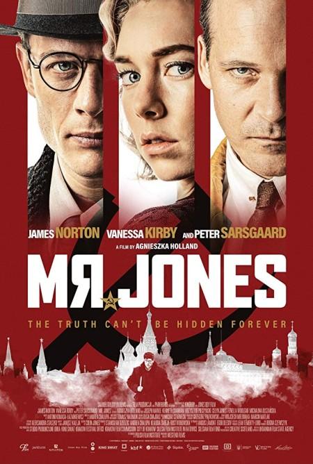 Mr Jones (2019) HDRip XviD AC3-EVO
