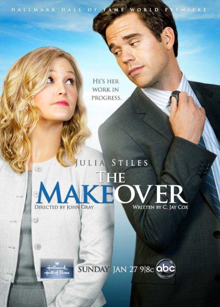 The Makeover (2013) Hallmark 720p WEBRip X264 Solar
