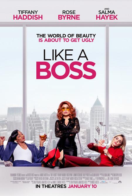 Like A Boss (2020) 720p HDCAM-GETB8