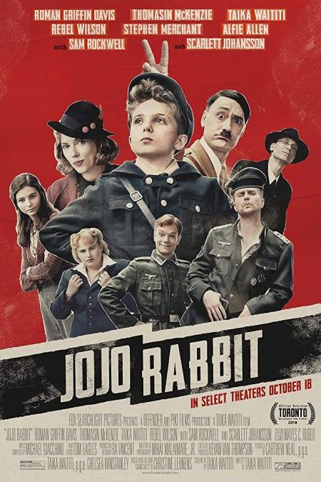 Jojo Rabbit (2019) BRRip XviD B4ND1T69