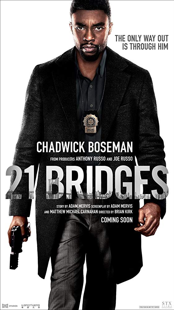 21 Bridges 2019 1080p 10bit BluRay 6CH x265 HEVC-PSA