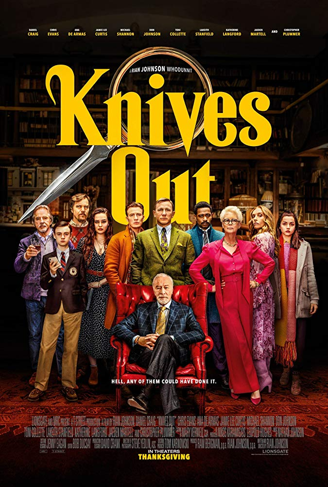 Knives Out 2019 BRRip XviD AC3-XVID