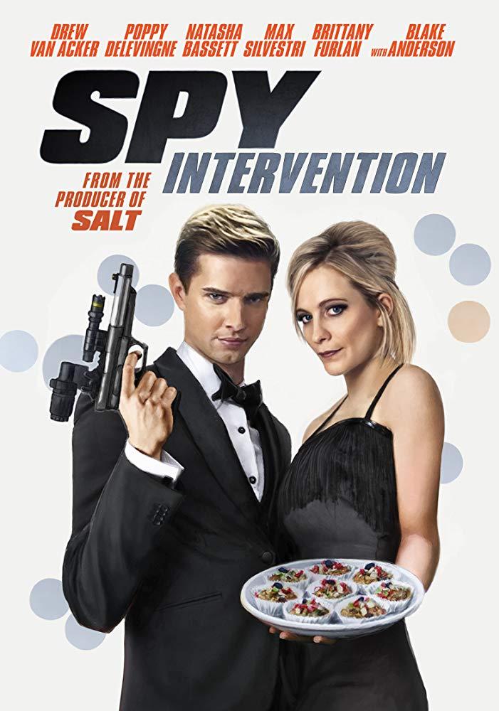 Spy Intervention 2020 HDRip AC3 x264-CMRG[TGx]