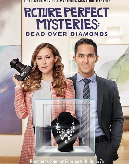 Picture Perfect Mysteries Dead Over DIamonds (2020) 720p HDTV X264 Solar