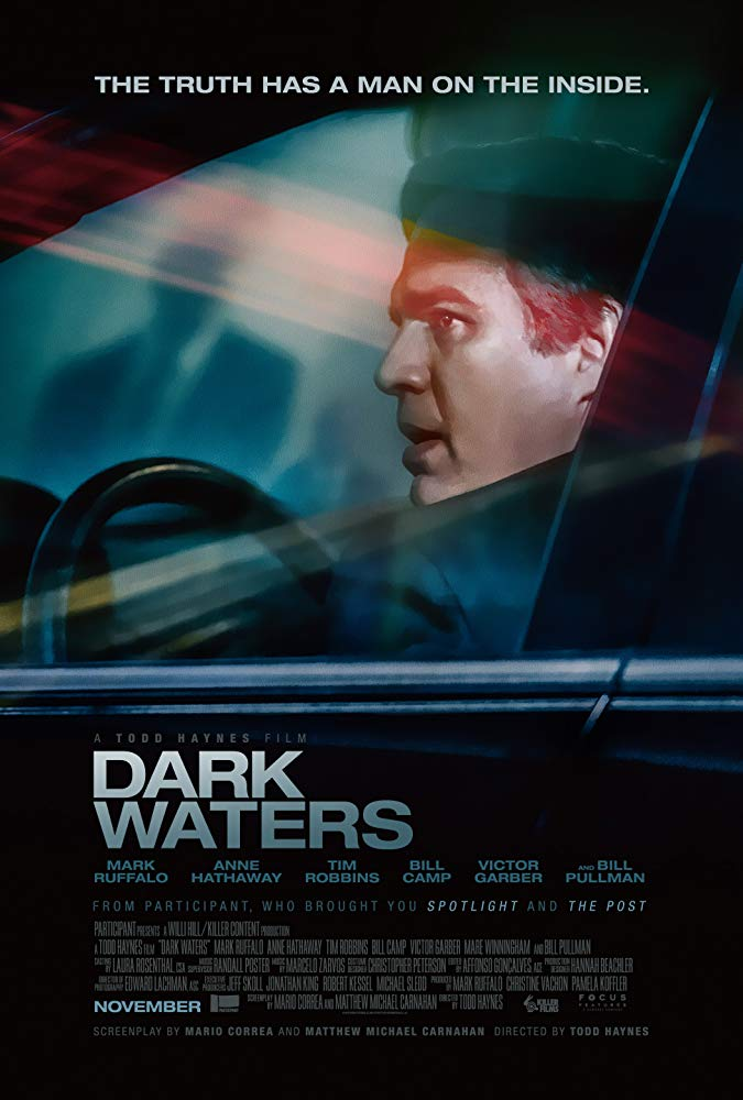 Dark Waters 2019 720p WEBRip 800MB x264-GalaxyRG
