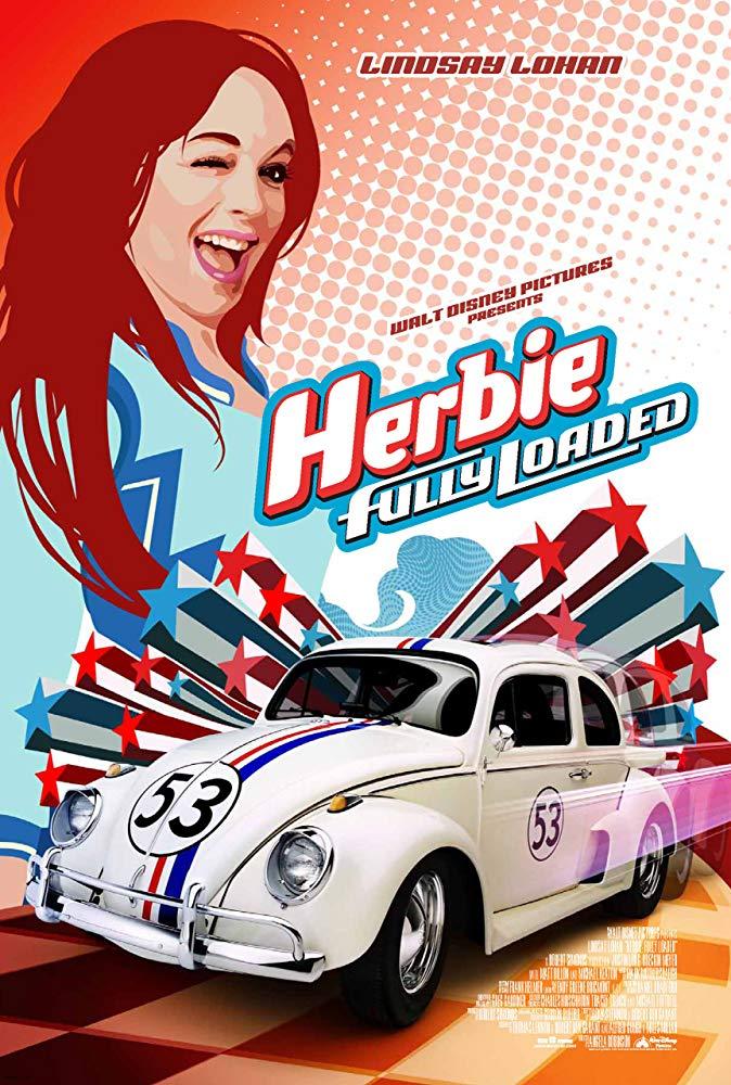 Herbie Fully Loaded 2005 720p BluRay x264-x0r