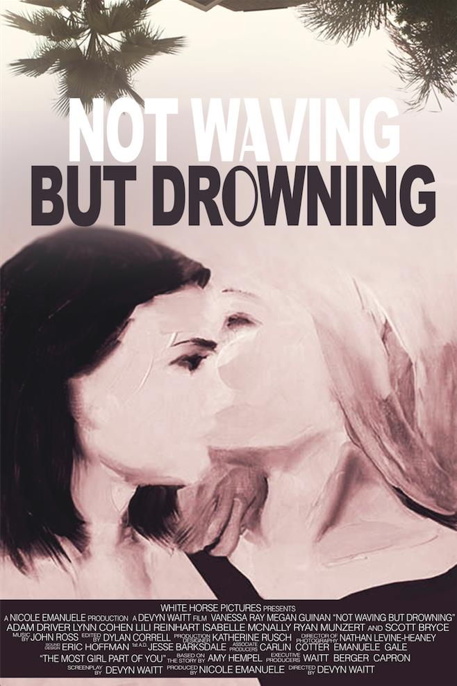 Not Waving but Drowning 2012 PROPER WEBRip x264-ION10