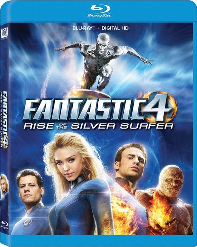 Fantastic Four 2 Rise Of The Silver Surfer 2007 1080p BluRay Dual Audio Hindi Eng...