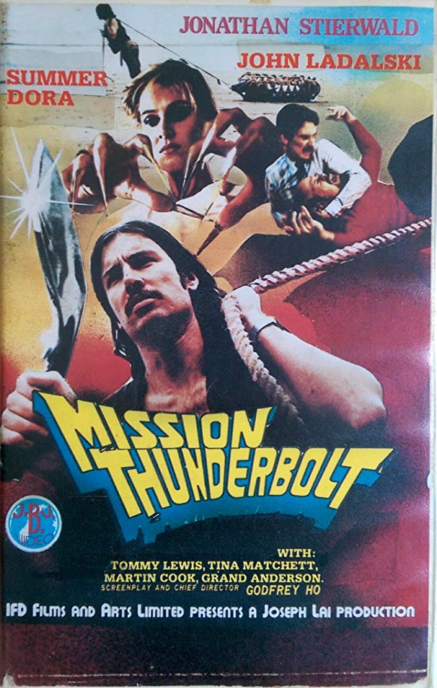 Mission Thunderbolt 1983 DUBBED BRRip XviD MP3-XVID