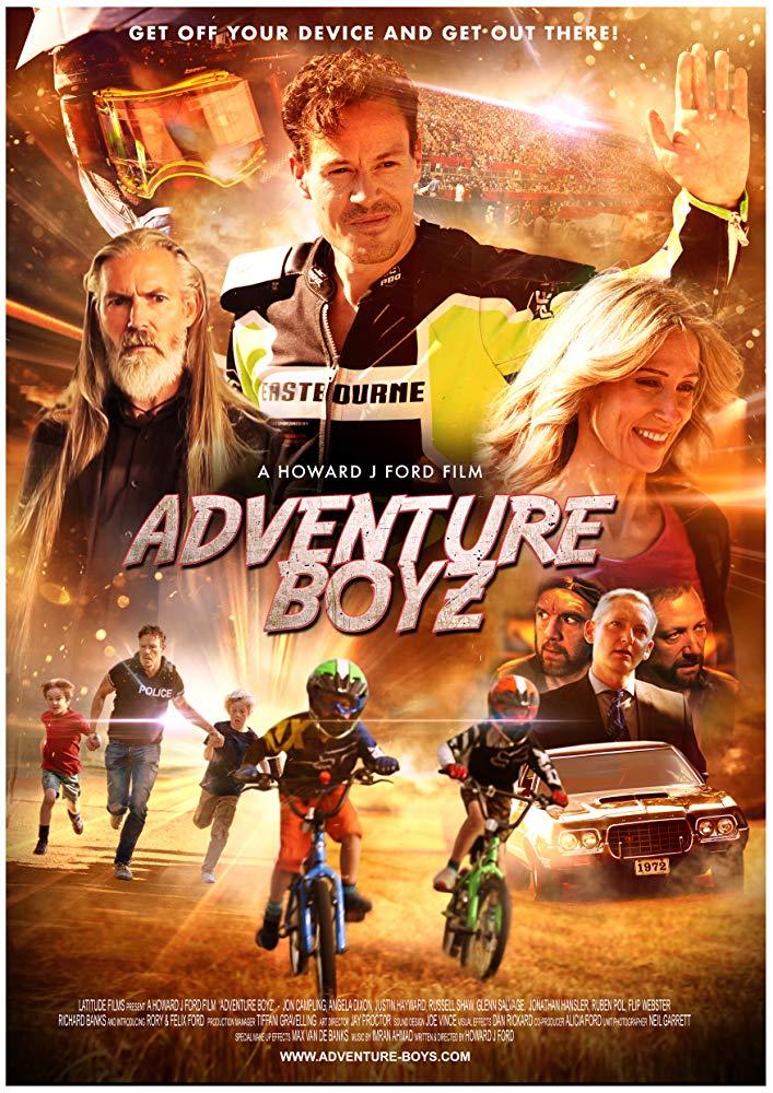 Adventure Boyz 2019 [720p] [WEBRip] YIFY