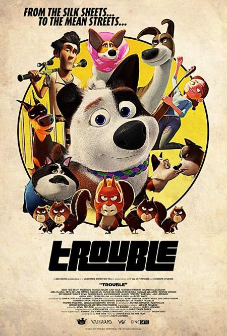 Trouble (2019) 720p WEB-DL x264 AC3-ETRG