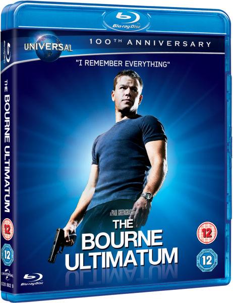 The Bourne Ultimatum (2007) 720p BluRay x264 Dual Audio Hindi DD5.1 English DD5.1...