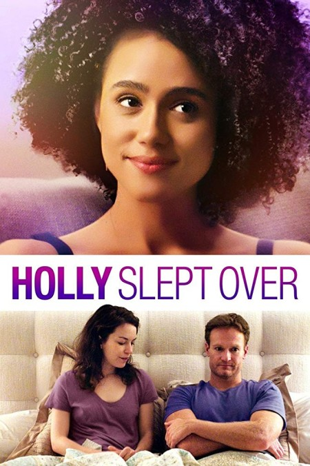 Holly Slept Over 2020 720p WEBRip 800MB x264-GalaxyRG
