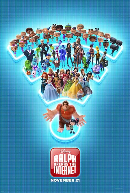 Ralph Breaks the Internet (2018) 720p BluRay Hindi(Org )-English x264 ESub-BonsaiHD
