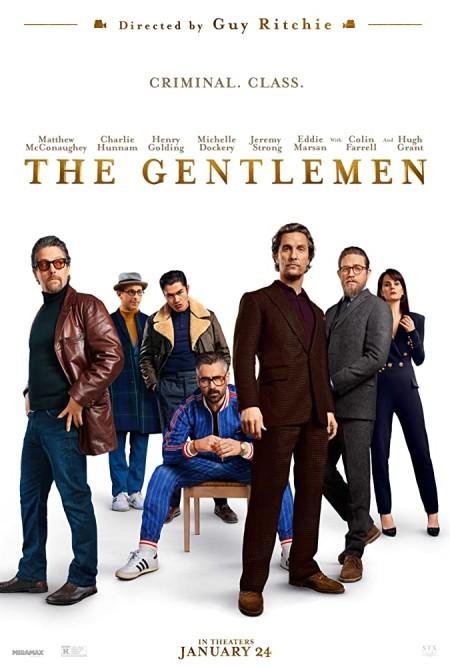 The Gentlemen 2019 WEBRip h264 Dual YG