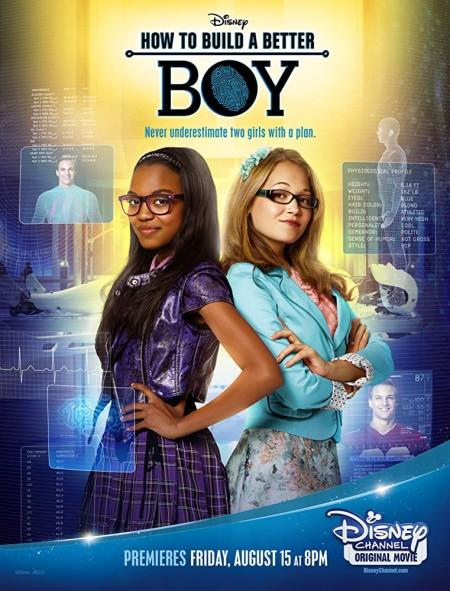 How To Build A Better Boy (2014) Disney (Dcom#98) 720p HDrip X264 Solar