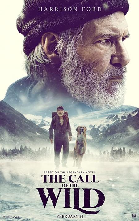 The Call of the Wild 2020 720p WEBRip 800MB x264-GalaxyRG