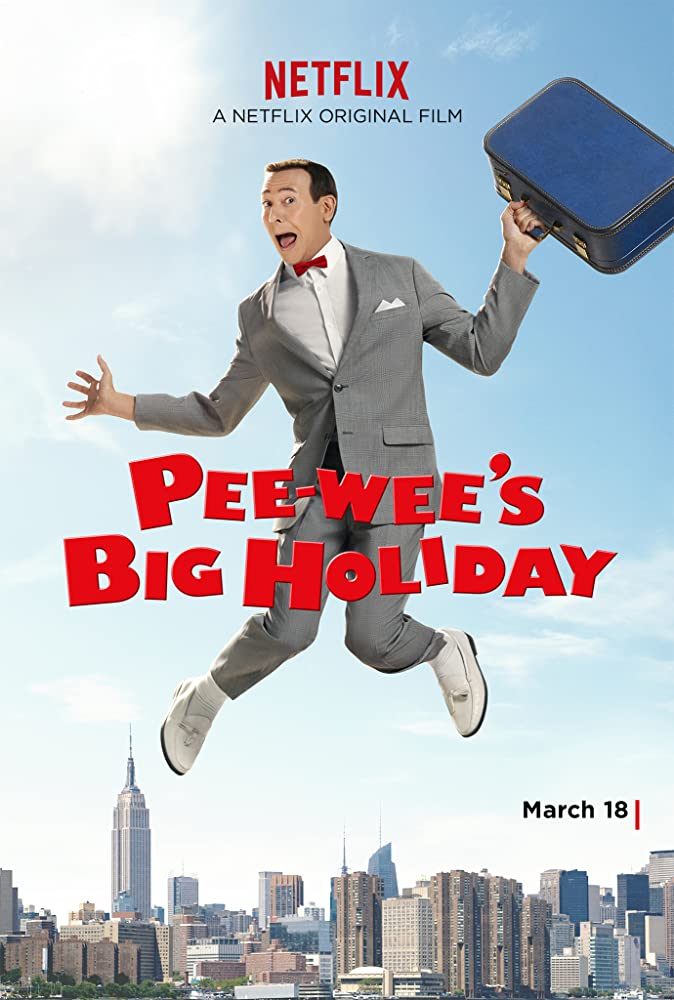 Pee-wee's Big Holiday 2016 [720p] [WEBRip] YIFY