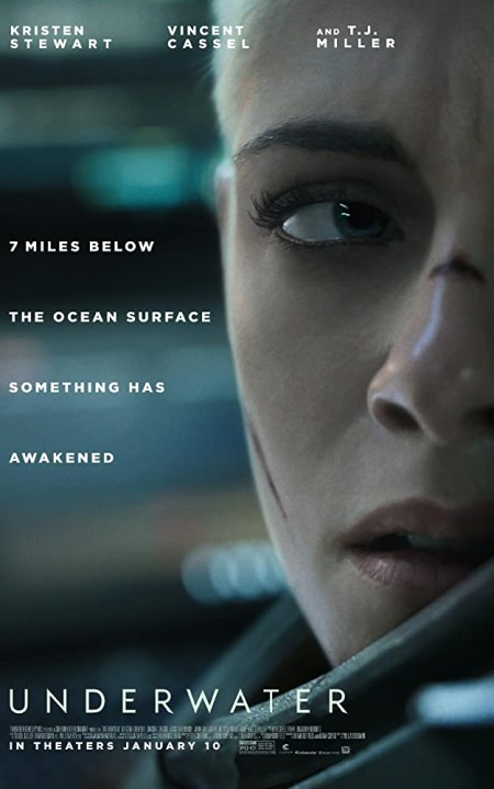 Underwater 2020 HDRip XviD B4ND1T69