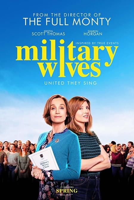 Military Wives 2020 HDRip XviD B4ND1T69