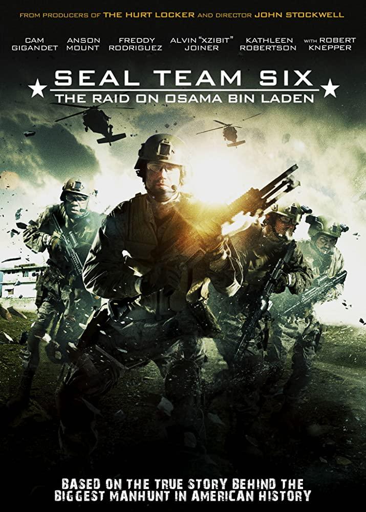 Seal Team Six The Raid on Osama Bin Laden 2012 [720p] [BluRay] YIFY