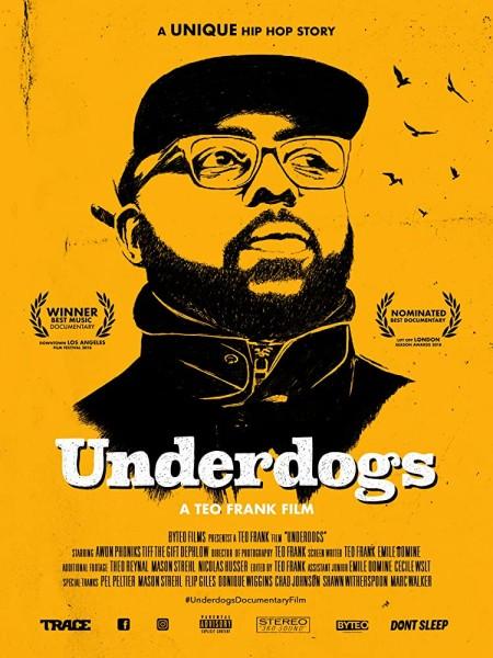 Underdogs 2018 720p NF WEBRip 800MB x264-GalaxyRG