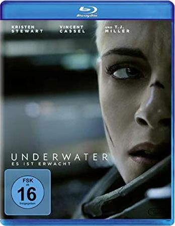 Underwater (2020) HDRip XviD-EVO ANT