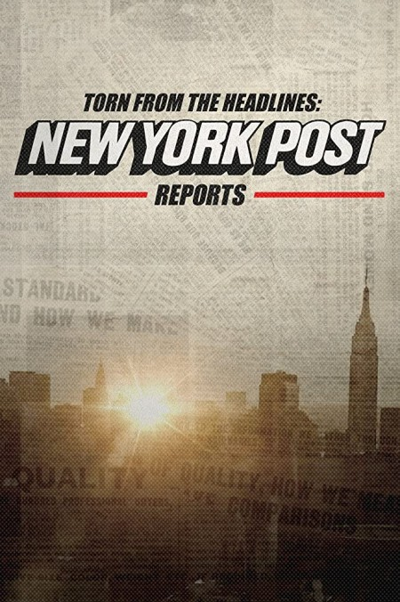 Torn from the Headlines New York Post Reports S01E03 Baby Hope HDTV x264-CR ...