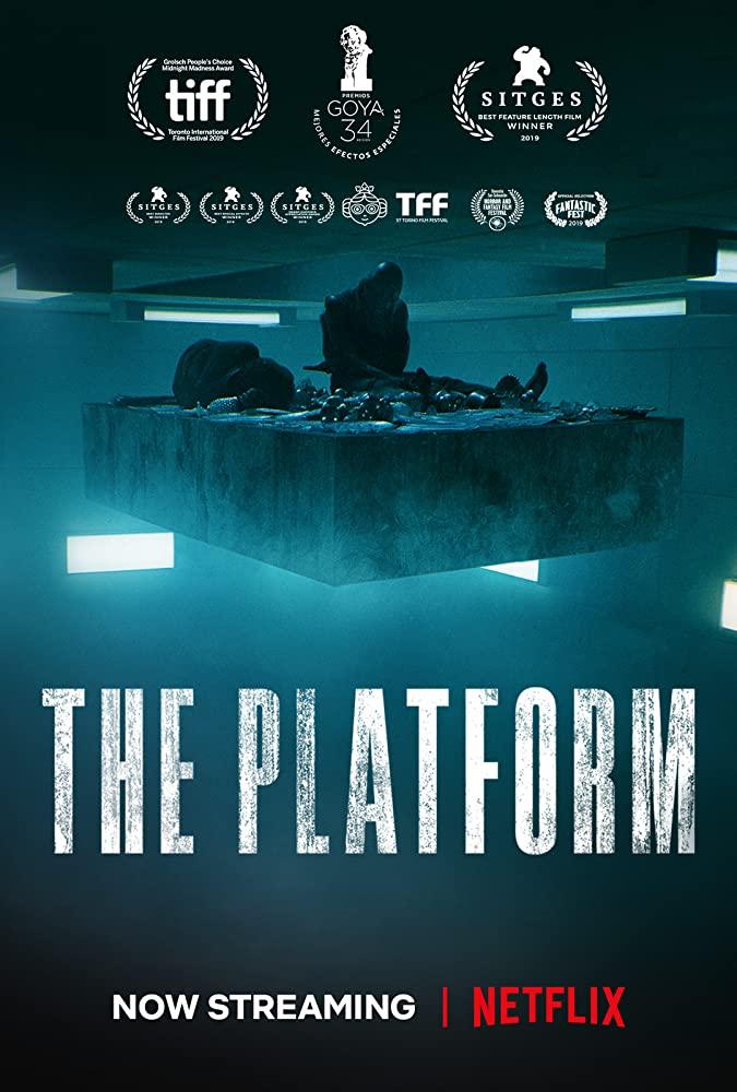 The Platform 2019 DUAL-AUDIO SPA-ENG 720p 10bit WEBRip 6CH x265 HEVC-PSA
