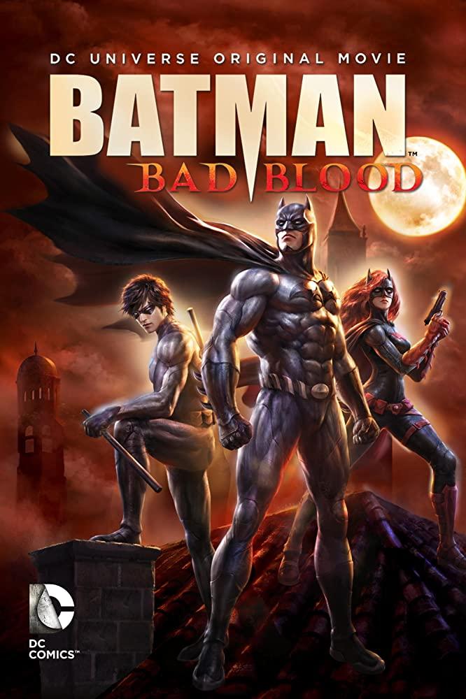Batman Bad Blood (2016) [1080p] [BluRay] [YTS MX]