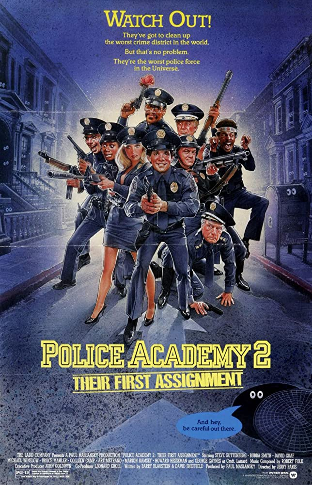 Police Academy 2 Their First Assignment 1985 1080p BluRay x265-RARBG